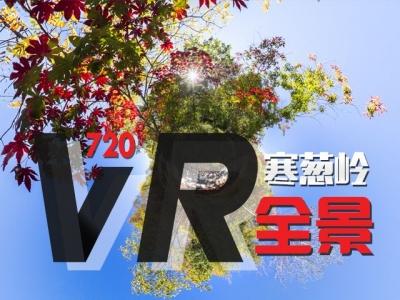 【VR全景】寒葱岭红叶节