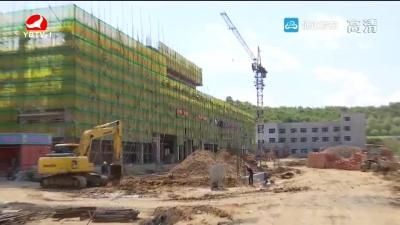 敦化中能环保生活垃圾无害化处理项目建设进展顺利
