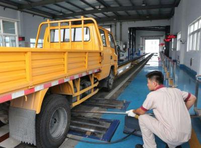 """吉林省道路货运车辆 """"三检合一""""检验检测机构名单公布"""