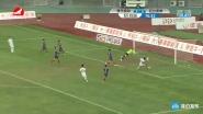 【视频】梅西保利面对空门将球踢飞
