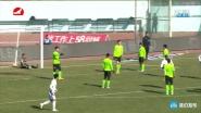 【进球视频】新疆雪豹纳欢0:1延边富德