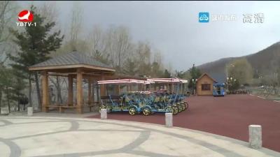 敦化六鼎山文化旅游区全力打造旅游品牌