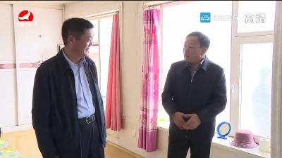 金寿浩到汪清调研