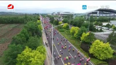 2019延吉国际马拉松赛开赛