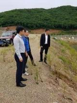 延吉市文廣旅局與依蘭鎮聯合檢查安全生產防汛工作