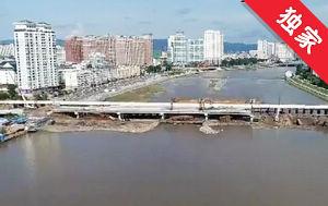【视频】延吉市延西桥拆除重建工程进展顺利