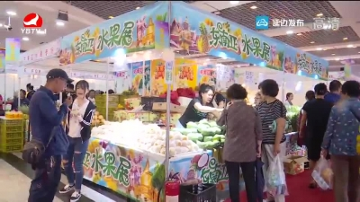 2019第一届中国·延边农业食品博览会开幕
