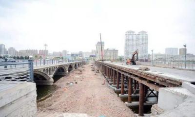 延西桥封闭 请市民注意绕行 预计放开交通时间为周三