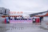 延吉机场将开通延吉——务安国际定期航线