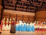延吉市文化館雅人兒童伽倻琴彈唱團 應邀參加韓國第一屆世界韓民族藝術慶典演出活動