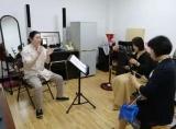 黑龙江尚志市朝鲜族教师到延吉非遗中心学习奚琴演奏