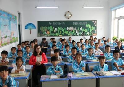 """延吉市进学小学开展数学""""空间与图形""""领域的教研活动"""