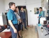 延吉市文廣旅局開展廣播電視節目傳送秩序專項檢查工作