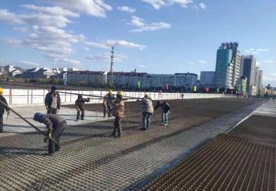 延吉市延西桥预计11月中旬通车