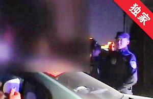 【视频】出租车司机送客无故被打报警