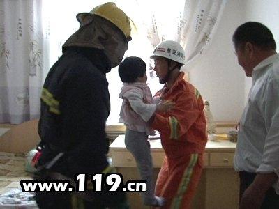 上周接連發生兩起關于幼兒救援事件!消防員有話說……