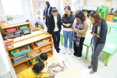 延吉市六一幼儿园与宁波明楼幼儿园开展结对帮扶活动