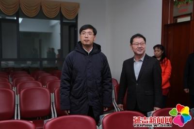 洪慶調研延吉市宗教工作