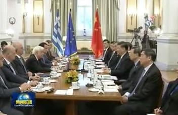 彩云长在有新天——习近平主席对希腊进行国事访问并出席金砖国家领导人巴西利亚会晤全面展示中国特色大国外交风范