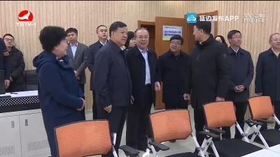 姜治莹到延边大学调研并讲授思想政治理论课