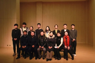艺术学院成功召开采风实训优秀作品表彰大会暨音乐会