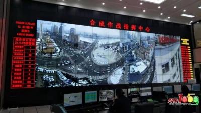 公安装备再升级!延吉市已安装4000个监控头