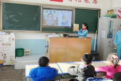 """延吉市进学小学新校区开展""""传递书香,同阅共读快成长""""学生读书交流活动"""