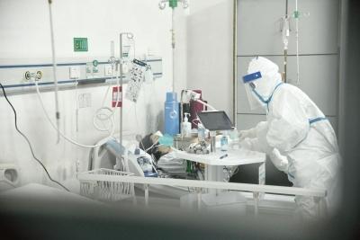 隔离区里的7天7夜 ——探访吉林市疫情防控一线医护人员
