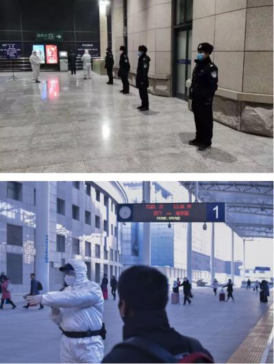 1月26日起,全省公安机关全面启动高等级勤务模式