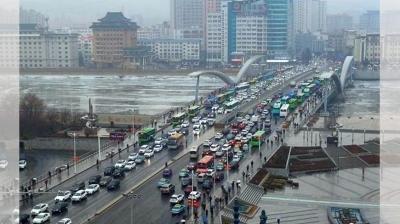 因下雪临时改线,延吉市公交车何时恢复原先路线