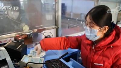 """铁路部门将推出""""分散售票"""" 实现旅客分散在安全距离内就座"""