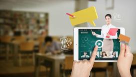 国家中小学网络云平台运行 可供5千万学生同时在线使用