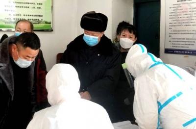 """延边州""""四级书记""""齐上阵全力打好疫情防控阻击战"""