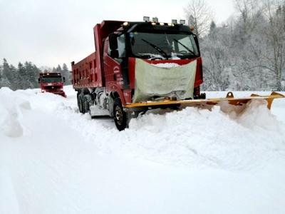 我州公路养护公司全力保障公路安全畅通 确保防控物资运输畅通