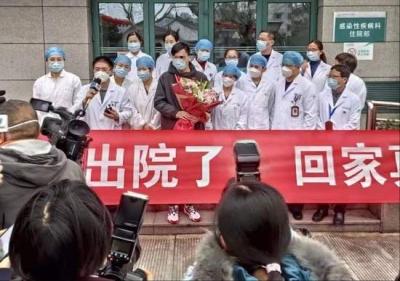 国家卫健委:新冠肺炎治愈出院患者已过万名