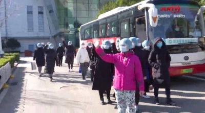 """这是武汉专治危重症的医院,吉林的白衣勇士在这里战""""疫""""!"""