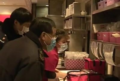 【视频】延吉市开展餐饮单位疫情防控监督检查