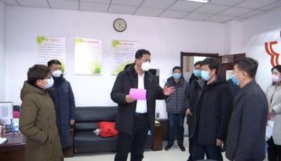 敦化市基层党组织及党员奋战在疫情防控最前沿