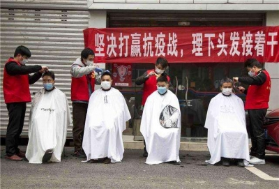 延吉市理发业等未明令禁止的行业可恢复营业