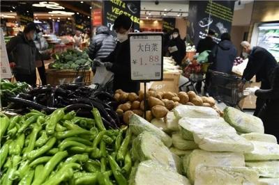 全省超市业态开业率达到99%