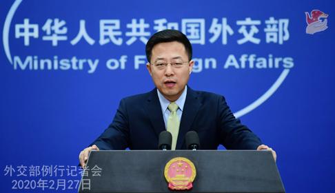外交部:韩日抗击疫情,中国不会缺席