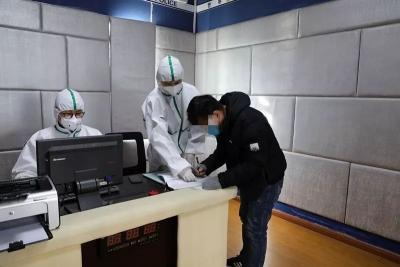 """龙井市公安局对隔离观察期""""逃跑""""男子  依法做出行政拘留7日处罚"""