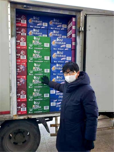 延吉市红十字会筹集13万元保障疫情物资