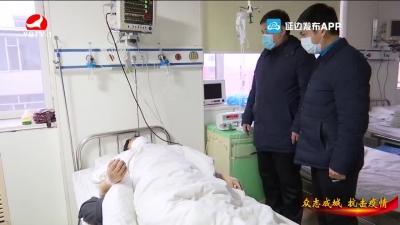 """庞智泉:患病仍坚守岗位的""""抗疫""""一线工作者"""