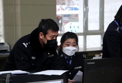 延吉市政务大厅恢复办公 首日受理预约服务101件