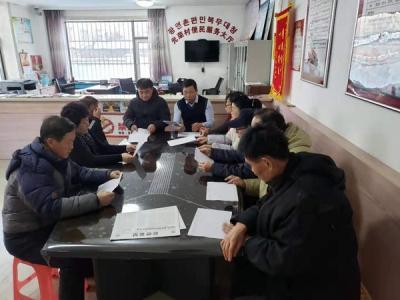 守土有责 朝阳川镇坚决打赢疫情防控阻击战