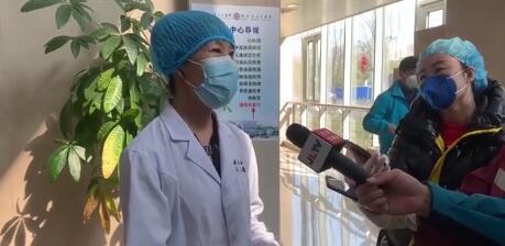 武汉直击丨今天,记者见到了吉林省最早支援湖北的院感专家牛延军