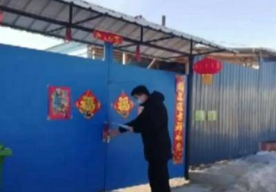 【视频】党员干部冲在前 筑牢防疫堡垒