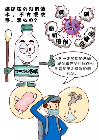 个人日常生活如何防控新型冠状病毒感染的肺炎?这些事你要知道!