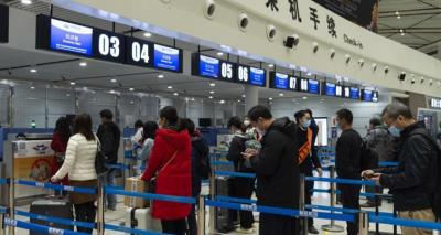 湖北民航复航 今晨首个客运航班在宜昌起飞